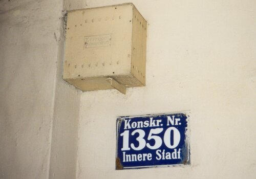 Vienna-First District 1350/Walfischgasse 6