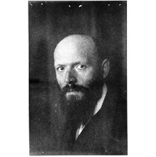 Otto Neurath ca. 1918