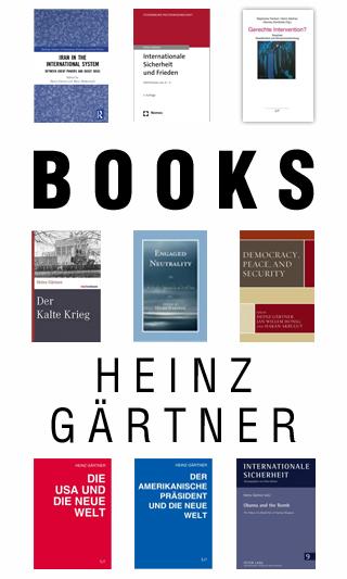 Heinz Gärtner Bücher
