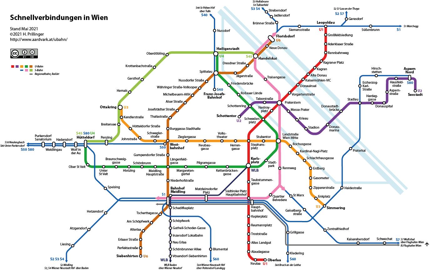 u Bahn Wien Map Pdf Dieser Plan Kann im Zuge Der
