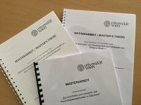 Masterarbeit psychologie ghostwriter gezocht scriptie