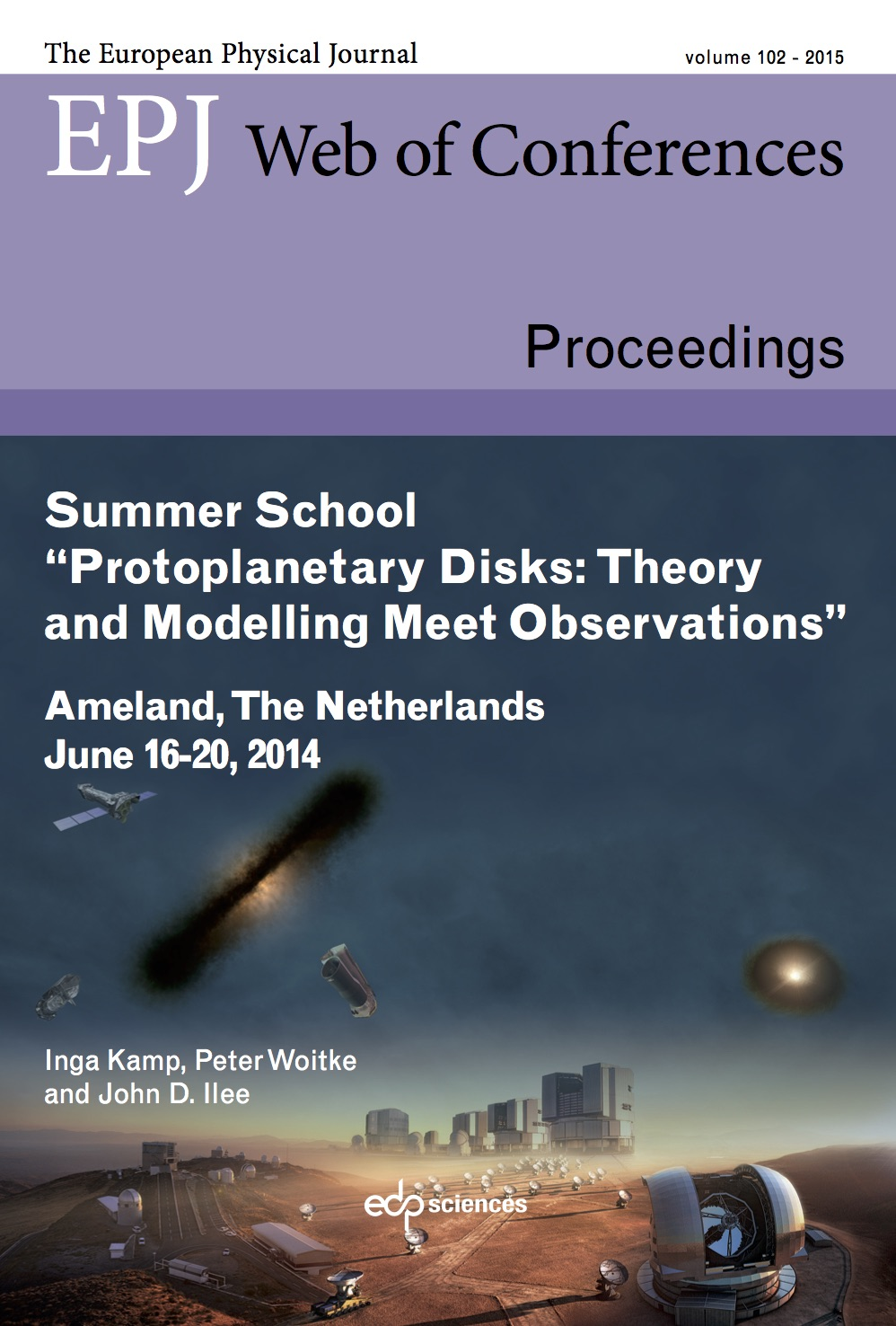 Lecture notes on protoplanetary disks now online | Odysseas Dionatos