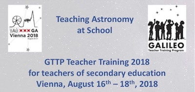 Teacher Training & Astronomy Education