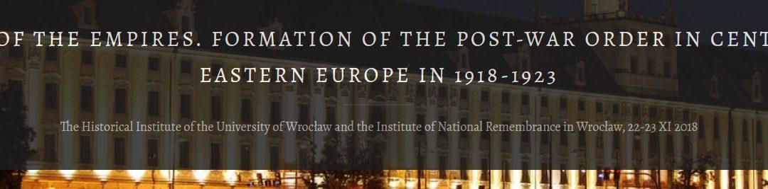 Next stop: Wroclaw